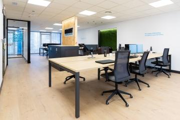 Oficina open plant 2