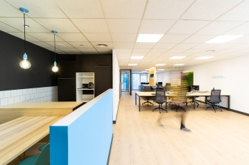 Oficina open plant 3