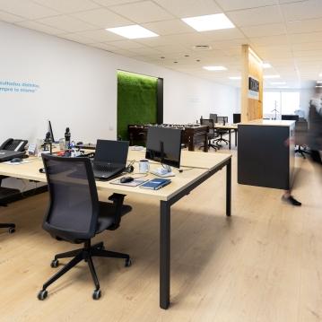 Oficina open plant 1