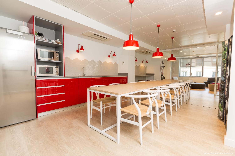 Office rojo