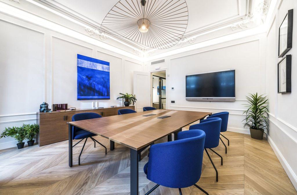 Sala de juntas de diseño