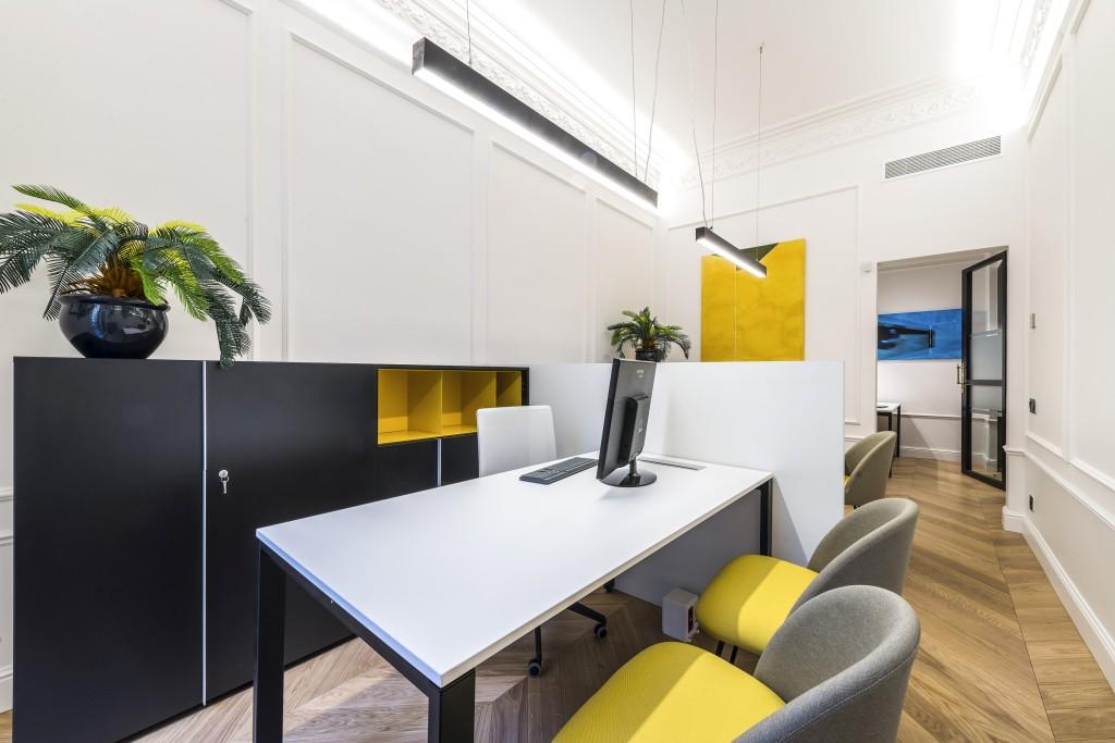 Oficina business center