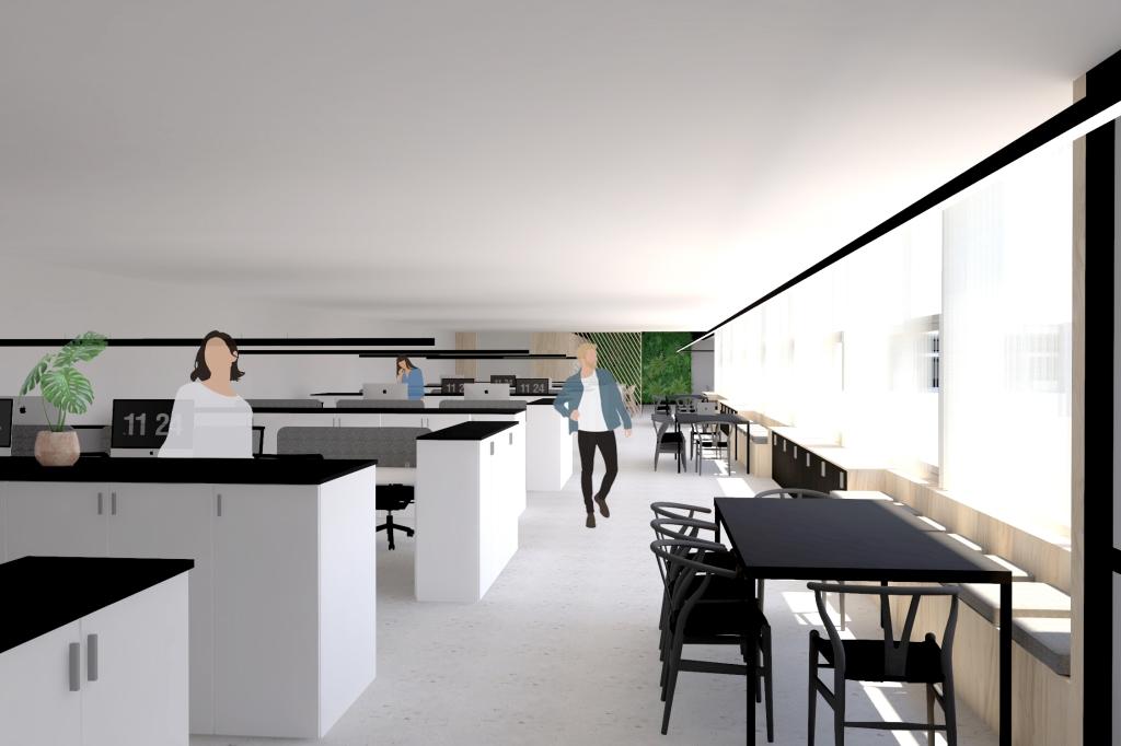 Oficina open space